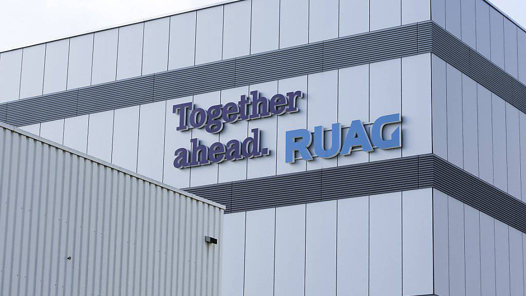 Bei der Ruag drückten Kosten für Kapazitätserweiterungen bei der Division Flugzeugbauteile auf den Gewinn. (Archiv)