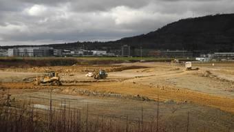 In der Deponie im Sisslerfeld sollen 290'000 Kubikmeter sauberer Aushub mehr Platz finden, als ursprünglich geplant.