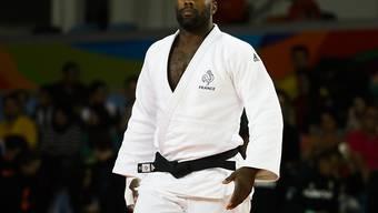 Teddy Riner ist der erfolgreichste Judoka aller Zeiten