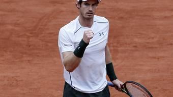 Andy Murray überzeugte gegen John Isner
