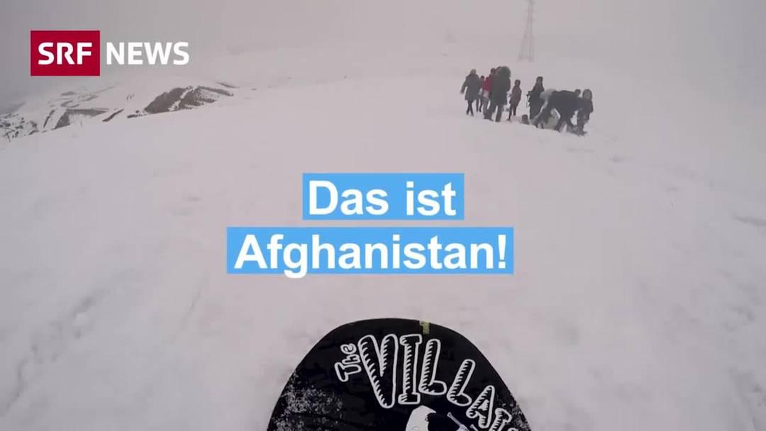 «Hier gibt es nicht nur Krieg»: Jugendliche snowboarden in Afghanistan – eine Gefahr bedroht ihren Schneespass