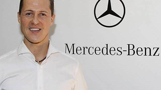 Mercedes erntet Kritik für Schumacher-Engagement (Archiv)