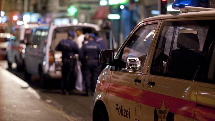Die drei Jugendlichen konnten von der Zürcher Stadtpolizei dingfest gemacht werden. (Symbolbild)