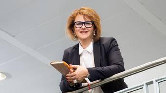 Helene Hartmann.