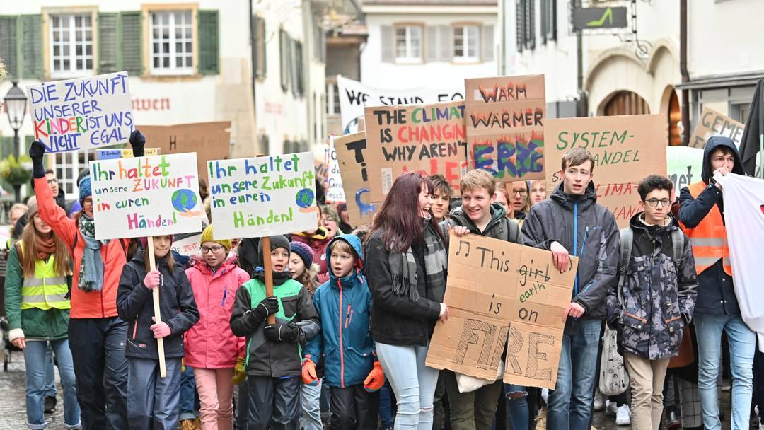 Klima-Demo Olten 15-03-2019 bko