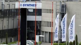 Die amerikanische Handelsaufsicht sagt Ja zum Verkauf von Synthes.