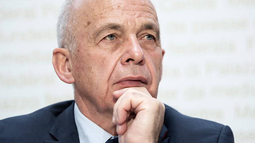 Bund rechnet mit Überschuss von 2,8 Milliarden Franken