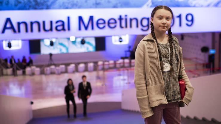 Greta Thunberg wurde gerade wegen ihrer autistischen Eigenschaften ebenso weltberühmt wie...