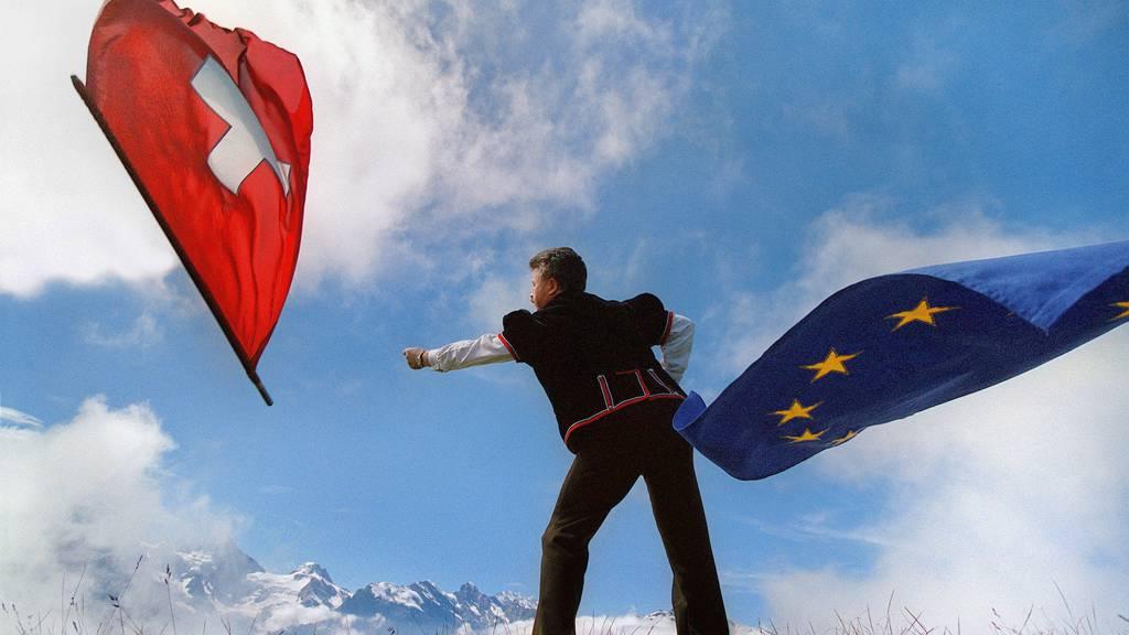 In den Schweizer Medien wird die Ablehnung der Begrenzungsinitative als «Ja zu Europa» interpretiert.
