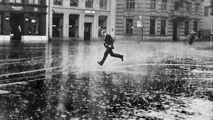 Der «Swiss Press Photo Award» ging an Mark Henley