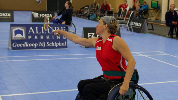 Karin Suter-Erath verteidigt ihren Titel.