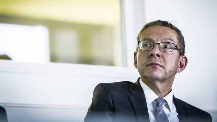 Urs Hofmann tritt nicht mehr zur Wiederwahl an. Bis dann hat er noch einige Projekte in der Pipeline.