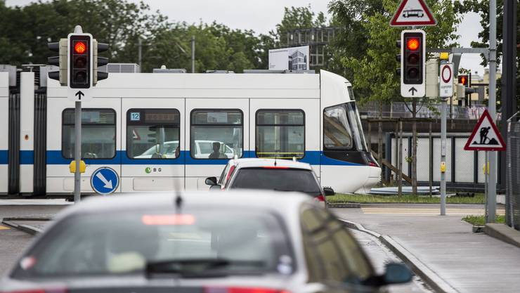 Die Glattalbahn ist in Sachen Sicherheit noch verbesserungsfähig.