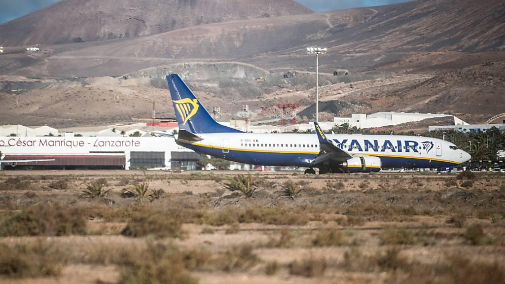 Britische Ryanair-Piloten sagen Streik ab