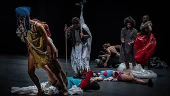 Die brasilianische Companhia de Danças könnte ihr in Zürich gezeigtes Stück «Furia» ohne ausländische Finanzspritzen nicht realisieren. Bild: Sammi Landweer