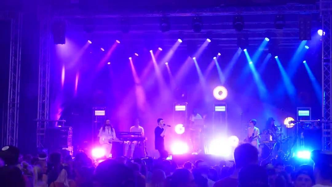 Nemo singt mit Publikum «Ke Bock»