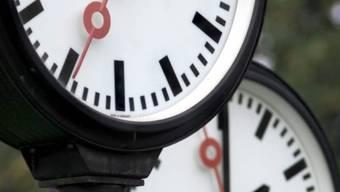 Diese Nacht drehen wir unsere Uhren um eine Stunde zurück: Es ist Winterzeit. (Archivbild)