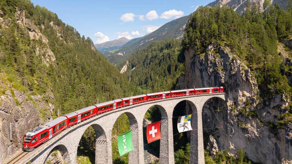 Graubünden ist bei den St.Gallern beliebt