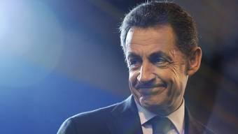 Frankreichs Präsident Nicolas Sarkozy will noch einmal (Archiv)