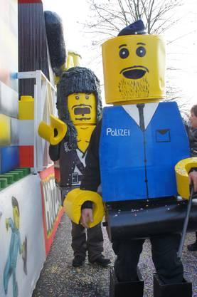 Legopolizei aus Dintlikon