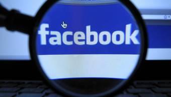 Die Facebook-Privatsphäreneinstellungen sind einfach zu kontrollieren (Archiv)