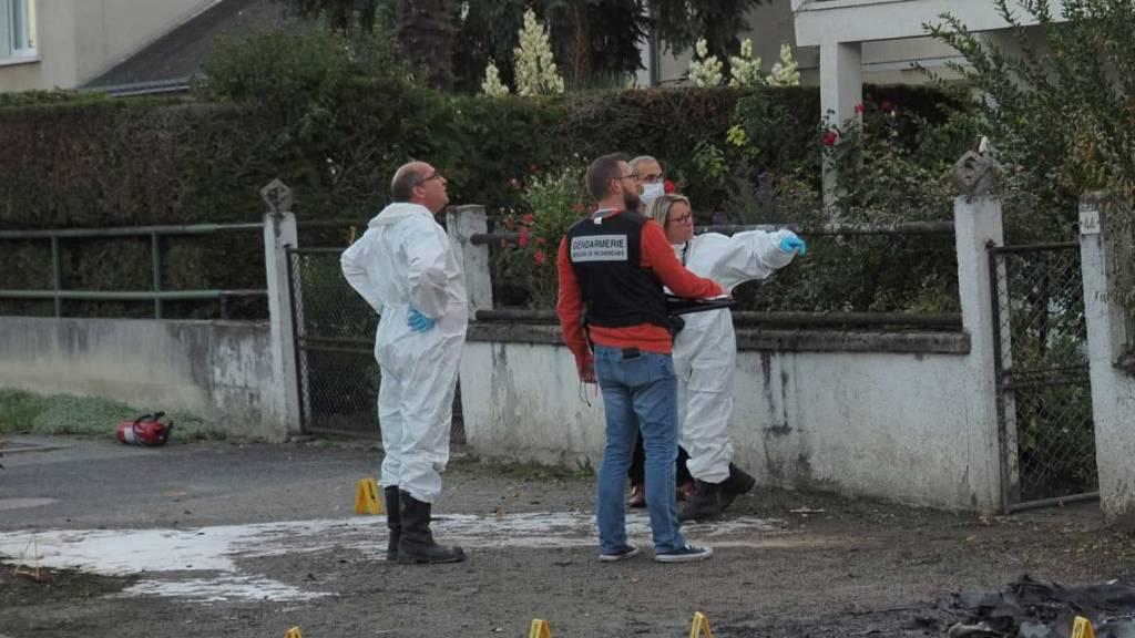 Fünf Tote bei Flugzeugkollision in Frankreich