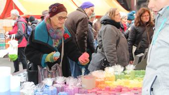 Adventsmarkt Baden Kirchplatz