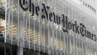 Generationenwechsel bei der New York Times.