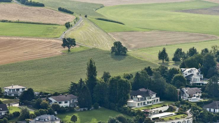 Der Verschönerungsverein will das Naherholungsgebiet «Biswind» nicht zu Siedlungsgebiet werden lassen.