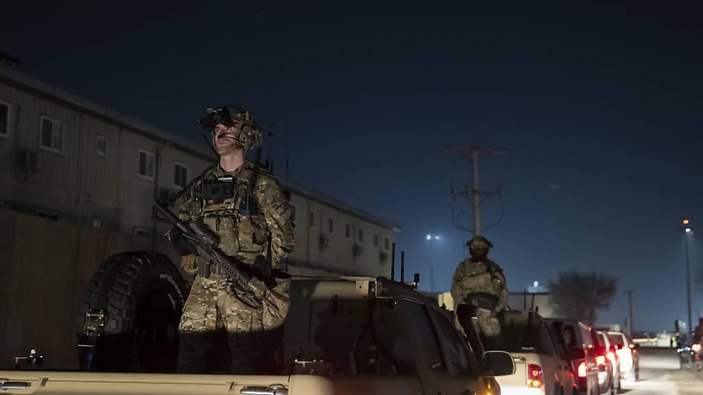 Bericht: Biden will Truppenabzug aus Afghanistan bis 11. September