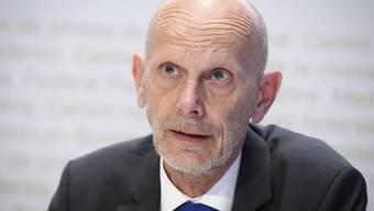 Daniel Koch sagte am 16. März: «Schutzmasken sind, wenn sie in der allgemeinen Bevölkerung getragen werden, sehr wenig wirksam.»