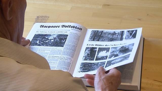 Neue Erkenntnis zum Flugzeugabsturz Würenlingen