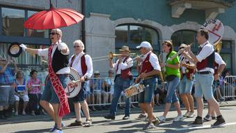 """Kantonales Musikfest """"Ohren auf!"""" in Laufenburg"""