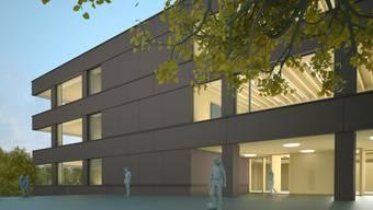 Siegerprojekt Schulraumerweiterung Kleine Kreuzzelg Mellingen