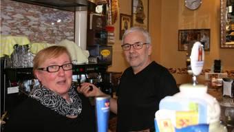 Mirjana und Lorenzo Giani würden ihren Betrieb gerne weiterführen.