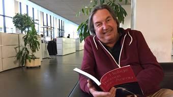 Autor Peter Voellmy plant bereits den Fortsetzungsroman.