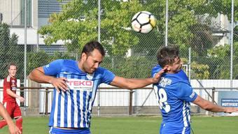 In der zweiten Hälfte abgetaucht: Der FC Olten verliert auswärts mit 0:3 gegen den SC Schöftland.