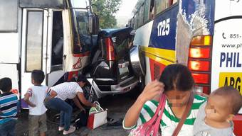 Unfall in den Philippinen – Basler Eltern sterben bei Crash