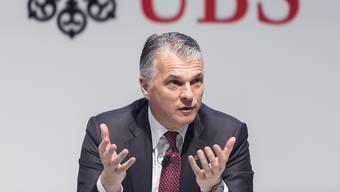 Sergio Ermotti ist seit acht Jahren Konzernchef der UBS.