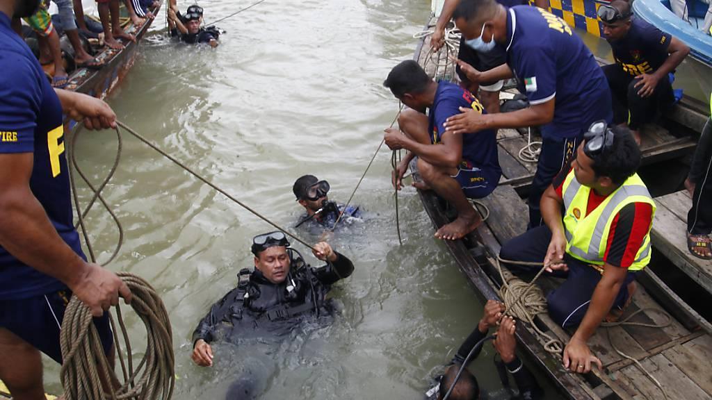 Mindestens 29 Tote bei Schiffsunglück in Bangladesch