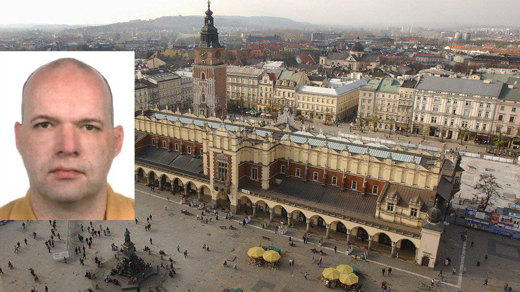Seit 2015 wird Cornel Halter vermisst, jetzt tauchte sein Auto in Krakau auf.