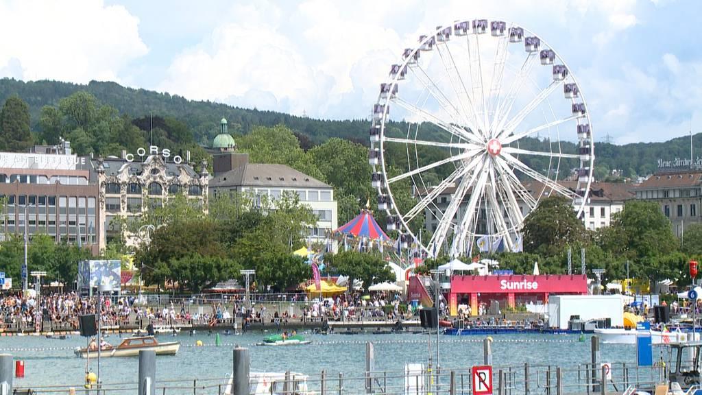 Züri-Fäscht-Bilanz: Neuer Besucherrekord