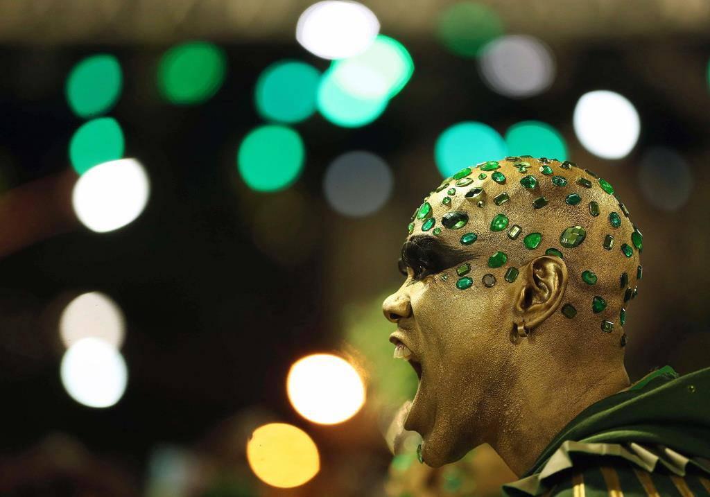 Karneval in Rio 2019 (© Keystone)