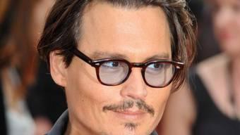 Johnny Depp ist reif für die Insel