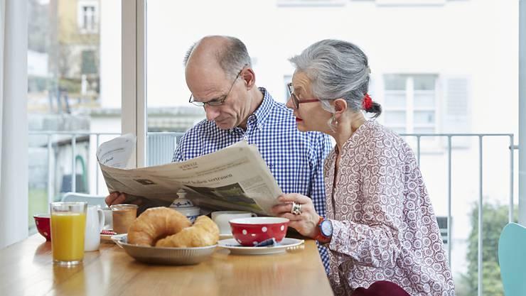 Rentnerinnen und Rentner mit einem gewissen Vermögen sollen keinen Anspruch auf Ergänzungsleistungen haben. (Symbolbild)