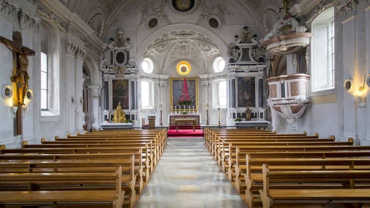 Impressionen aus der Gnadenkapelle Oberdorf