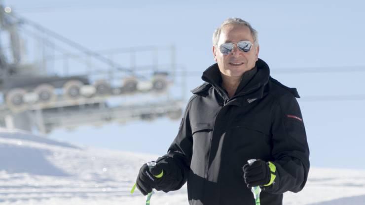 Investor Samih Sawiris ist überzeugt, dass das Projekt Andermatt nicht mehr scheitern kann. (Archiv)