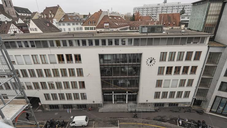 Beherbergt in Zukunft auch die Zentrale der Autobahnpolizei: Der Spiegelhof.