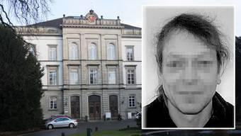 Dieser 52-Jährige floh aus der psychiatrischen Klink Königsfelden.