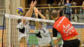 Volleyball-Derby Schönenwerd - Laufenburg